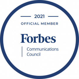 Forbes-Badge